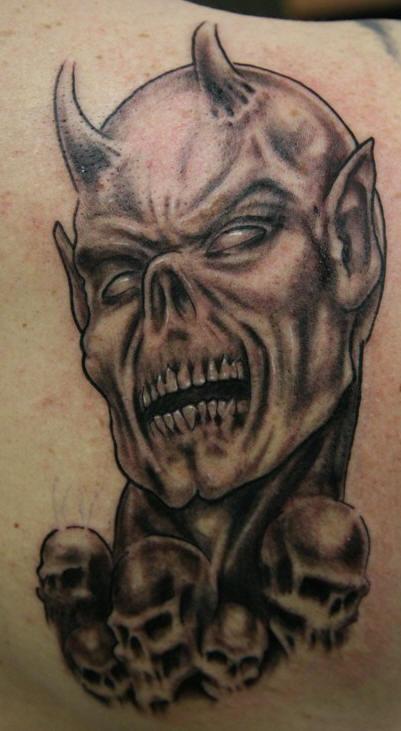 Татуировки в формате 3D – искусство или …? — фото 15