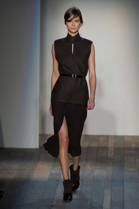 Victoria Beckham осень-зима 2013-2014 – добротная и уютная коллекция — фото 48