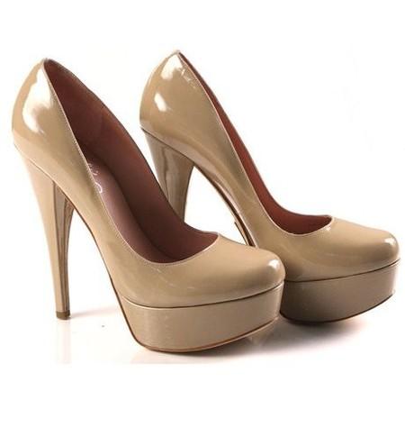 Туфли цвета «нюд» - новая классика! С чем носить, как комбинировать — фото 41