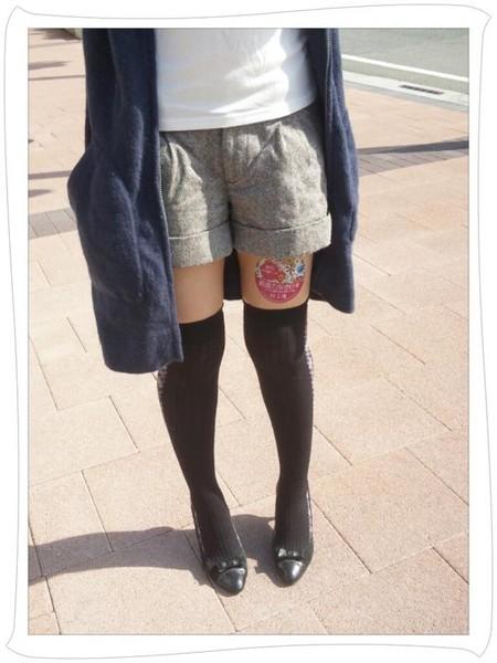 Как юных японок ноги кормят )) Новая идея рекламщиков — фото 14