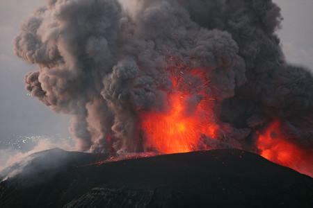 Вулканы – страсть фотографа Martin Rietze — фото 6
