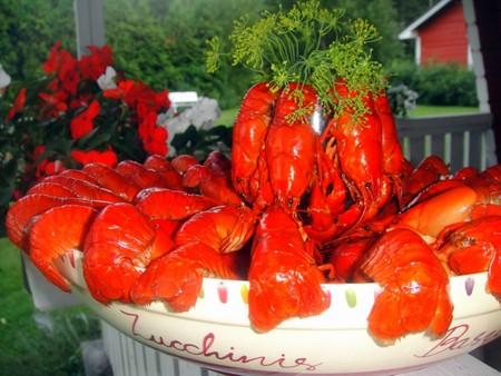 Тема августа – раки! Швеция празднует Kräftskiva — фото 8
