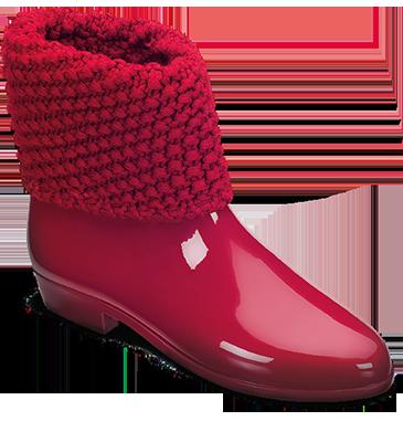Женская коллекция MELISSA зима 2013. Хорошая обувь может быть … пластиковой! — фото 28