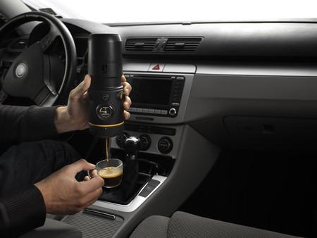 Свежий кофе за рулем – при помощи Нandpresso auto E.S.E — фото 8