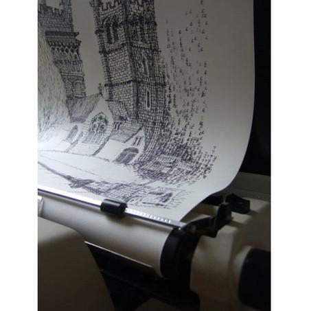 Напечатанные картины – творчество Кейры Ретбоун — фото 17
