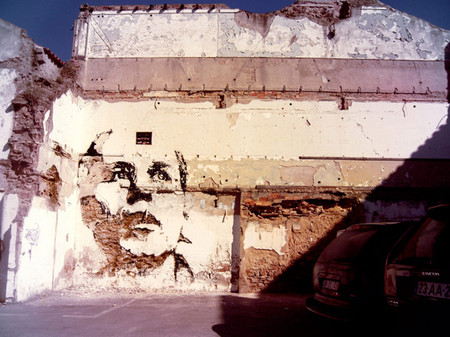 Лица старых зданий – портреты Александра Фарто — фото 12