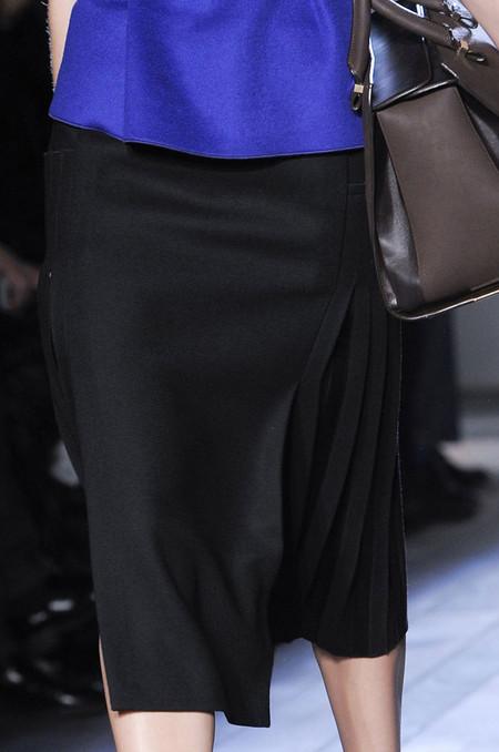 Victoria Beckham осень-зима 2013-2014 – добротная и уютная коллекция — фото 26