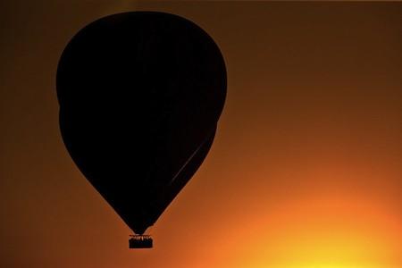 Апельсиновое небо, оранжевый закат – фотографии Суха Дербент (Süha Derbent) — фото 11