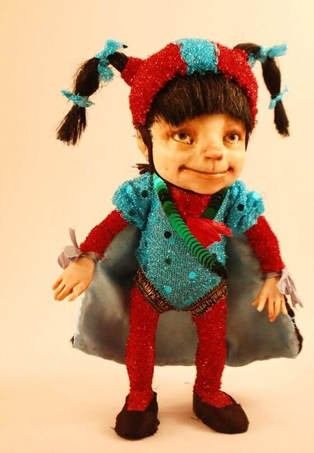 Зомби, монстры, вампиры и прочие куклы Камиллы Млынарчик — фото 16
