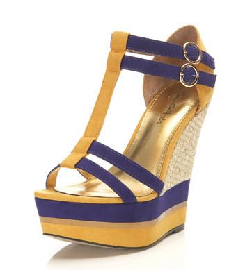 Miss Selfridge - бренд только для модниц! Обувь сезона 2012 — фото 6