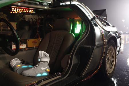Кроссовки из будущего - 2011 NIKE MAG — фото 12