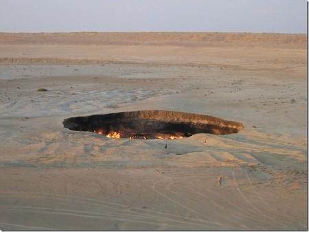 Дарваза – Адские врата в Туркменистане — фото 3