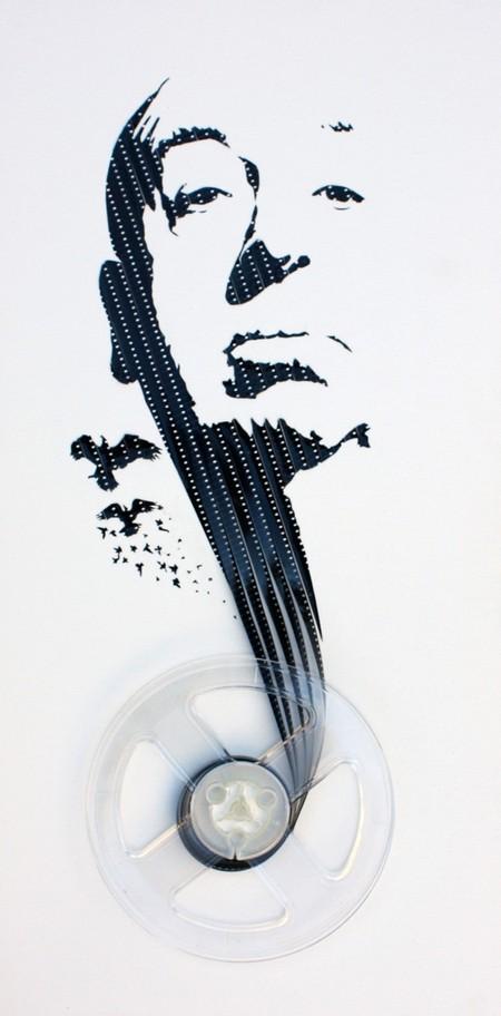 «Призрак в машине» - портреты из магнитофонной ленты — фото 8
