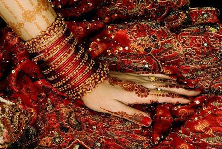 Менди – украшение не только для индийских принцесс — фото 23