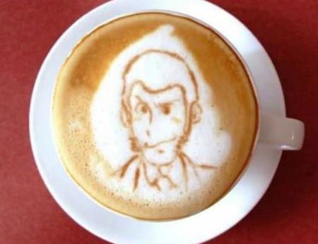 Герои аниме на кофейкой пенке – еще немного о латте-арт — фото 3