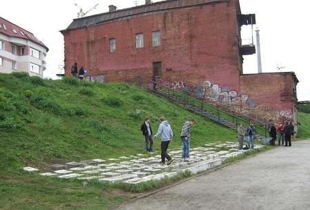 Памятник «клаве» - бетонный бренд Екатеринбурга — фото 3