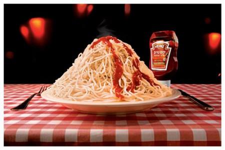 Реклама кетчупа Heinz – сразу понятно, что он острый! — фото 12