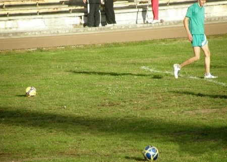 Футдаблбол – футбол по-украински. Один мяч – хорошо, а два – лучше ))) — фото 3