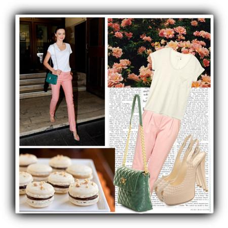 Туфли цвета «нюд» - новая классика! С чем носить, как комбинировать — фото 25