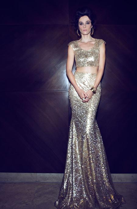 Свадебная коллекция Zahavit Tshuba – если хочется нежное и необычное платье — фото 7