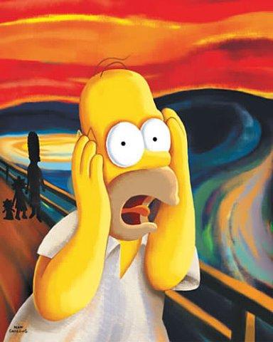 Картина Эдварда Мунка «Крик» - фантазии рекламщиков и других — фото 10