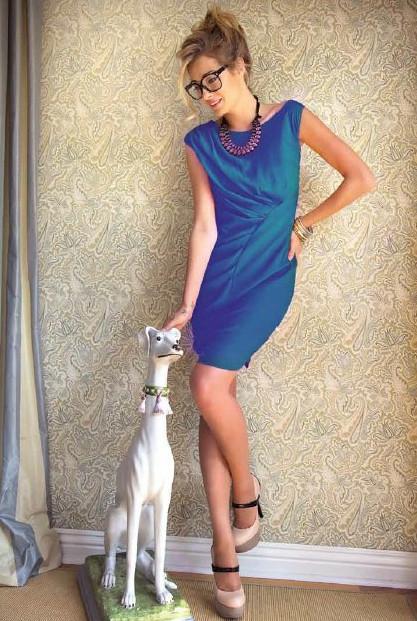Платья Евы Франко – роскошная нежность и летняя свежесть — фото 20