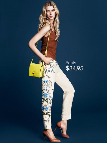 Свежий стайлбук от H&M – милая весенняя коллекция 2013 — фото 6