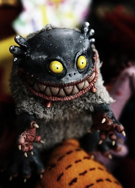 Милые монстры – игрушки Марии Santani — фото 15
