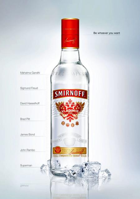 В зависимости от количества выпитого напитка можно почувствовать себя в разных образах )