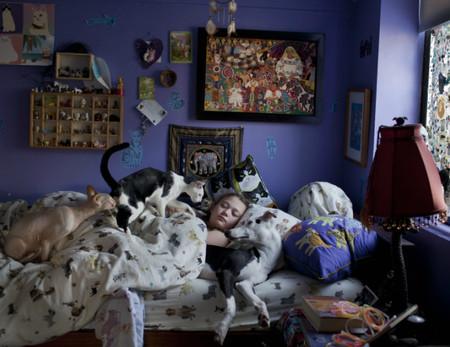 Фотопроект Amelia's world – животные в мире одной девочки — фото 8