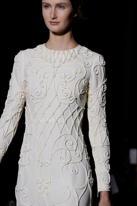 Кутюрная коллекция Valentino весна-лето 2013 – волшебство всегда в моде! — фото 56