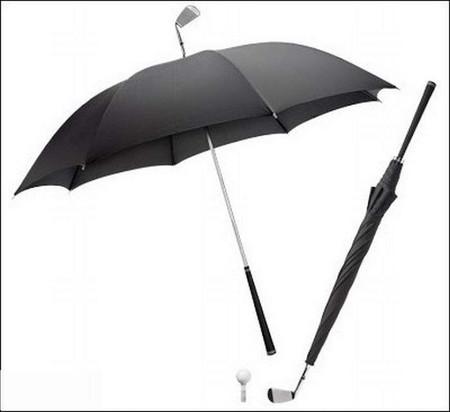 Зонт — клюшка для гольфа