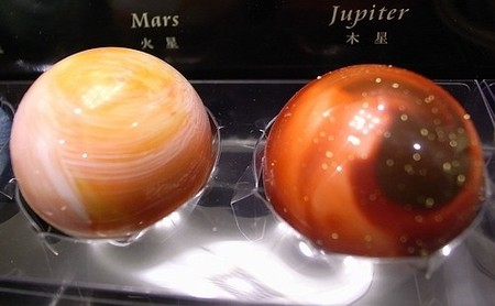 И снова конфеты-планеты. Шоколадный планетарий от L'éclat — фото 10