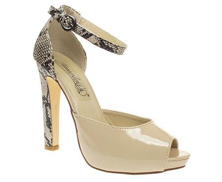 Туфли цвета «нюд» - новая классика! С чем носить, как комбинировать — фото 50