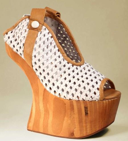 Без каблука — ультрастильная модель