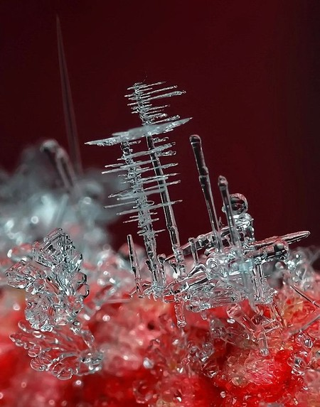 Андрей Осокин – фотограф, которому позируют снежинки — фото 7