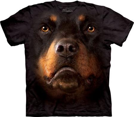 Настоящий звериный принт на футболках The Mountain — фото 9