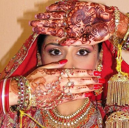 Менди – украшение не только для индийских принцесс — фото 38