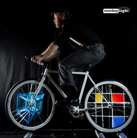 Велосипед с самой крутой подсветкой - Monkey Light Pro — фото 5
