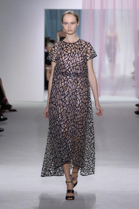Женская коллекция Dior весна-лето 2013 — фото 25