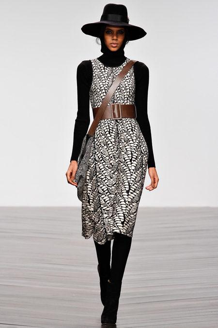 Issa осень-зима 2013-2014 – коллекция от личного стилиста герцогини — фото 6