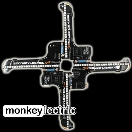 Велосипед с самой крутой подсветкой - Monkey Light Pro — фото 12