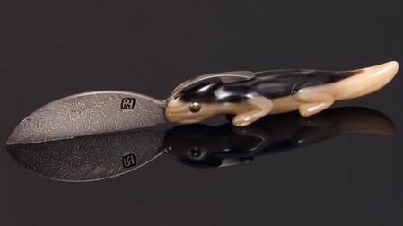 Ножи или скульптуры? Коллекция  NEL & HOFFMANN — фото 16
