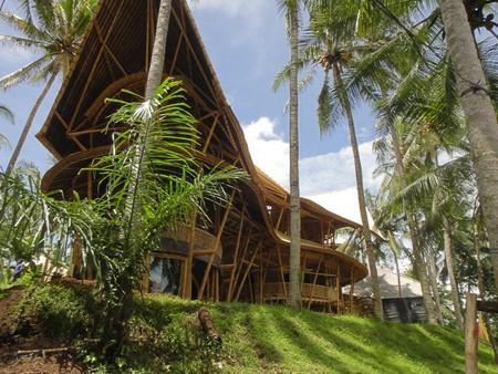 Бамбуковый оазис - Green Village на острове Бали — фото 20