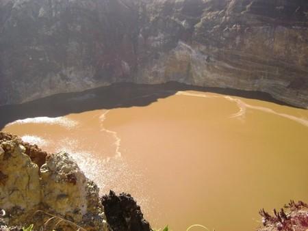 Вулкан Келимуту и 3 разноцветных озера — фото 4