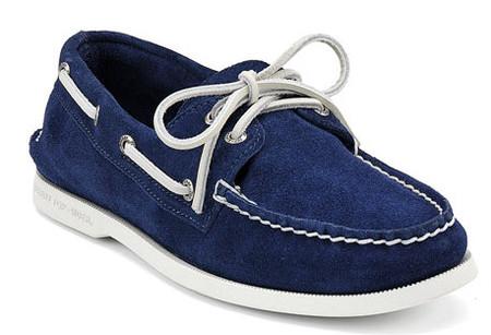 Sperry Top-Sider – обувь, в которой ноги отдыхают ) — фото 27