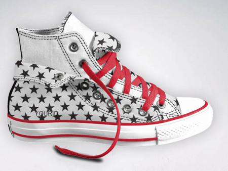 Что новенького у Converse? Женский ассортимент 2012 — фото 30