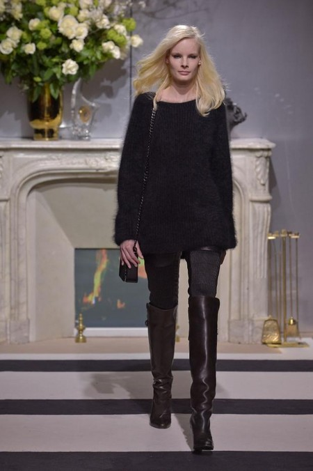 H&M выходит на подиумы – коллекция осень-зима 2013-2014 — фото 12