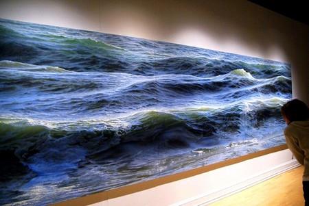Искусство рисовать глубину – картины Рэна Ортнера — фото 14