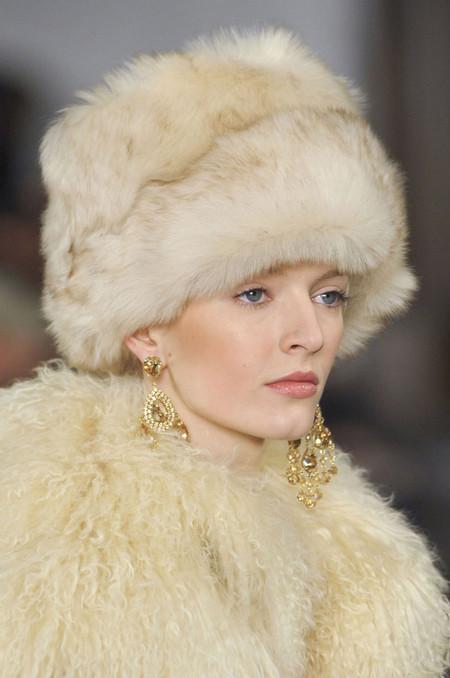 Коллекция Ralph Lauren осень-зима 2013-2014 – эпохе Анны Карениной посвящается — фото 86